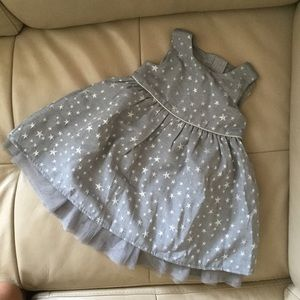 H&M Star Print Dress